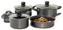 Tabletops Unlimited 10-Piece Cookware Set + pickup at Kmart