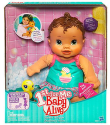 Hasbro 1st For Me Baby Alive Splash 'n Giggle Doll