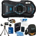 Pentax Optio WG-1 14MP Digital Camera Bundle