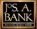 Jos. A. Bank Winter Clearance Sale: Up to 86% off, deals from $15 + $6 s&h