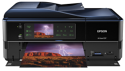 Epson Artisan 837 Wireless All-in-One Inkjet Printer + pickup at Fry's
