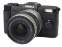 Pentax Q 12MP Mirrorless Camera w/ Zoom Lens