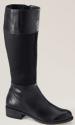 Lands' End Women's Sutton Casual Riding Boots
