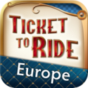 Ticket to Ride Europe Pocket for iPhone or iPod touch