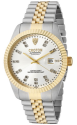 Croton Men's Automatic Diamond-Accented Watch