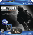 PS Vita WiFi w/ Call of Duty: Black Ops Limited Ed.