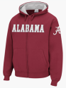 2 NCAA Football Fleece Hoodies or Sweatpants