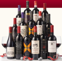 15 Bottles of Premium Wine for $70