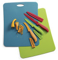 Farberware 8pc Cutlery & Cutting Board Set $12