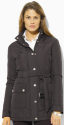 Lauren by Ralph Lauren Women's Quilted Belted Jacket