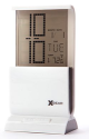 X Gear LCD Alarm Clock