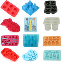 Silicone Ice Mold Tray for $5