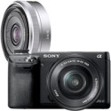 Sony NEX-6L 16MP DSLR-Like Camera w/ 2 Lenses for $1,000 + free shipping