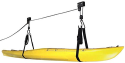 Ceiling-Mounted Kayak and Canoe Lift