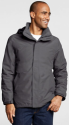 Lands' End Men's 3-in-1 Squall Jacket