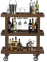 Bar Carts & Cabinets at Crate & Barrel: 15% off, deals from $254 + $89 s&h