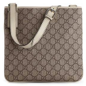 Gucci Signature Coated Messenger Bag