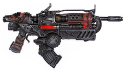 Gears of War HammerBurst Prop Replica