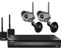 Lorex Vantage 4-Channel 2-Camera Security System