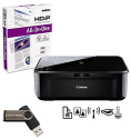 Canon PIXMA WiFi Multifunction Printer Bundle + pickup at Walmart