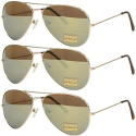 Urban Boundaries Sunglasses 3-Pack