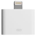 Refurb Lightning 30-Pin Adapter for iPhone 5, iPad mini for $20 + free shipping