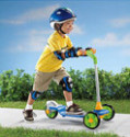 Fisher-Price Grow to Pro Boys' Scooter + pickup at Walmart
