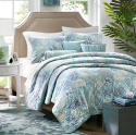 Madison Park Darcy 6-Piece Quilted Coverlet Set