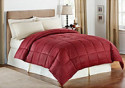 LivingQuarters Microfiber Down-Alternative Comforter