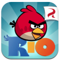 Angry Birds Rio for iPhone and iPod touch or iPad