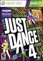 Just Dance 4 for Xbox 360 or Wii via Prime