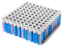 AC Delco Alkaline AAA Battery 100-Pack for $22 + free shipping