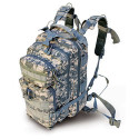 Tactical Assault Backpack w/ MOLLE Loops