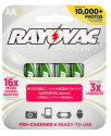 Rayovac AA or AAA Rechargeable Battery 4-Pack for $8 + free shipping, more