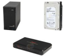 Seagate 2-Bay Diskless NAS w/ 4TB Hard Drive, Switch for $280 + free shipping