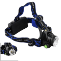 XM-L T6 1,600-Lumen Cree LED Zoomable Headlamp