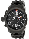 Invicta Men's Sea Spider Black Dial Black