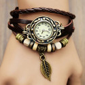 Boho Leaf watch