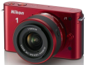 Refurb Nikon 1 J1 10MP Mirrorless Camera w/ lens