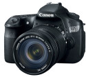 Refurb Canon EOS 60D 18MP DSLR, 18-135mm lens
