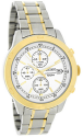 Seiko Men's Chronograph Watch for $80 + free shipping