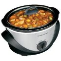 Hamilton Beach, Proctor Silex Slow Cookers for $10 + free shipping via Prime