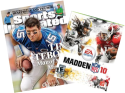 6-Month Sports Illustrated Subscription w/ Madden NFL 10
