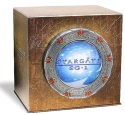 Stargate SG-1: The Complete Series on DVD