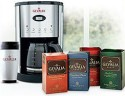 Gevalia: Coffeemaker, mug, and 4 boxes of coffee for $20 + free shipping