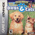 Paws & Claws: Dogs & Cats for Gameboy Advance