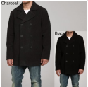 Kenneth Cole Reaction Men's Wool Peacoat