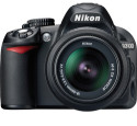 Refurb Nikon D3100 14MP DSLR Camera w/ Lens