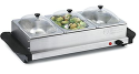 3-Tray Buffet Server / Warmer for $25