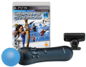 Sony Move Starter Bundle for PS3 w/ game
